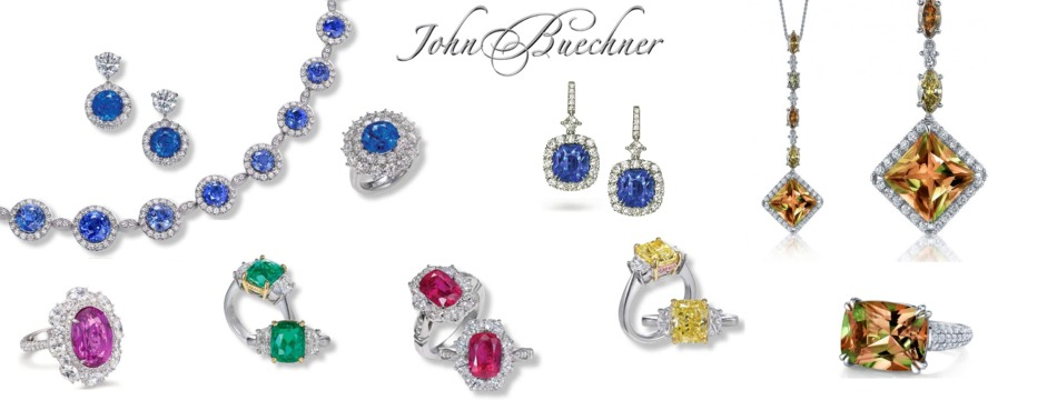 John Buechner Jewelry Collage