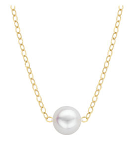 Add-A-Pearl necklace
