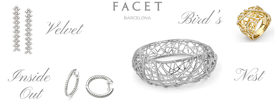 Facet Barcelona jewelry