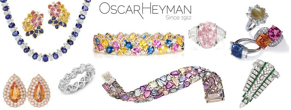 Oscar Heyman Jewelry