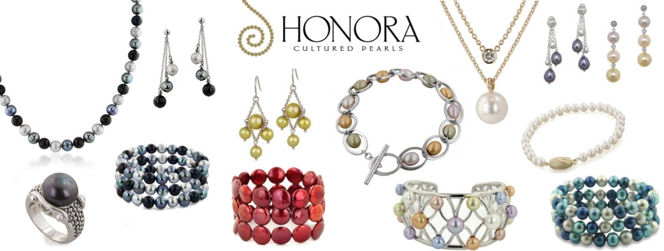HONORA PEARL COLLAGE