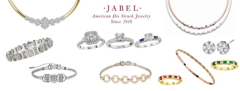 JABEL JEWELRY COLLAGE