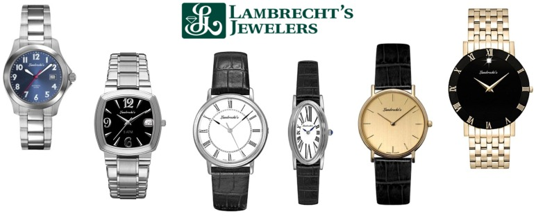 Lambrecht's Jewelers watches