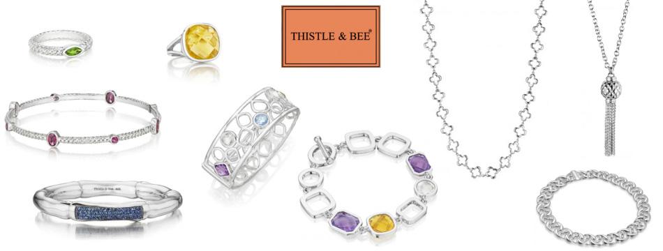 Thistle & Bee Jewelry