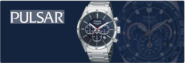 Pulsar Watch Banner
