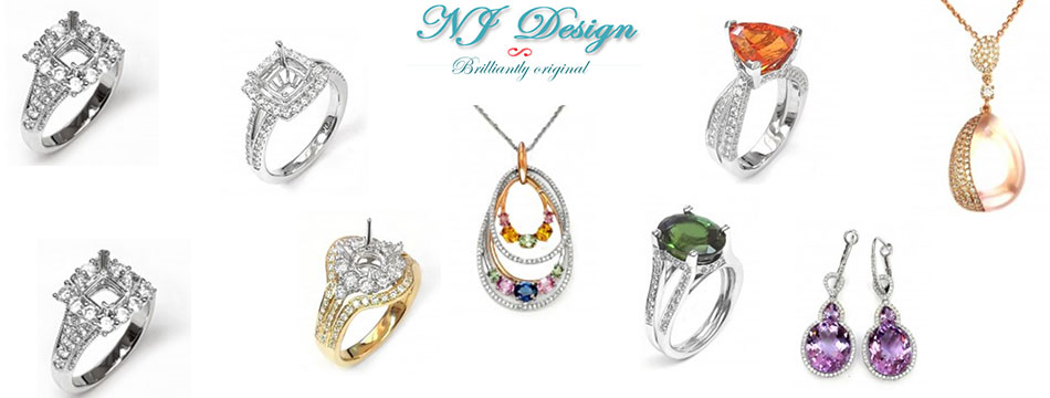 National Jewelry Designs collage