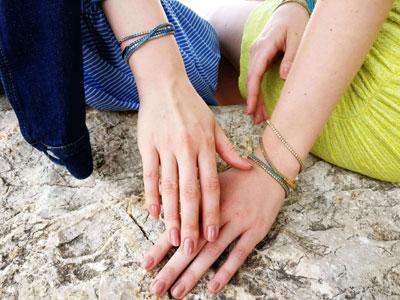 VIVA LA GIOIA bracelets