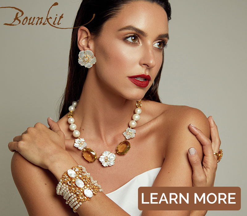 Bounkit Jewelry ad