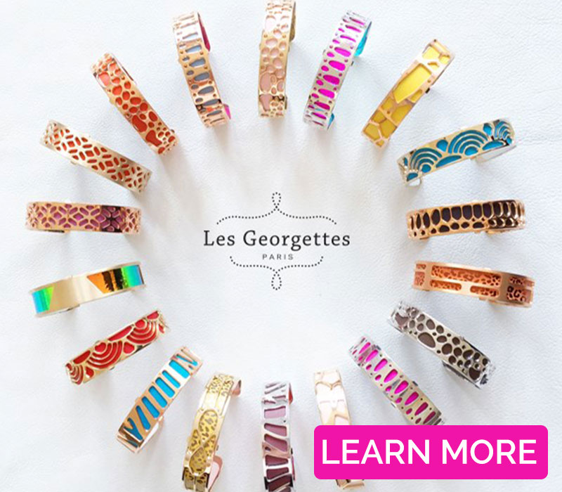 Les Georgettes jewelry